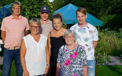 Familjeutflykt till Söderhult