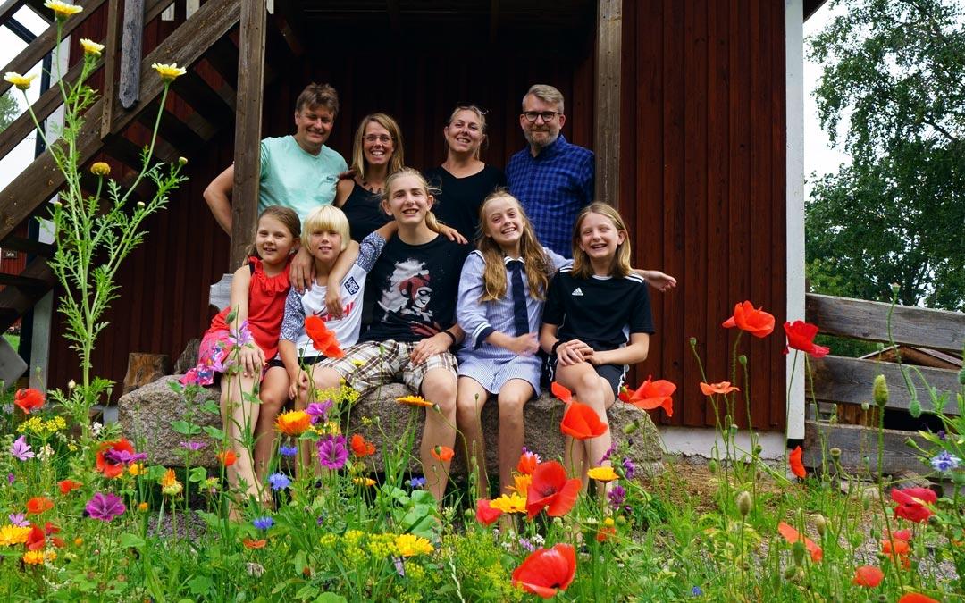 Sommarlov i Småland