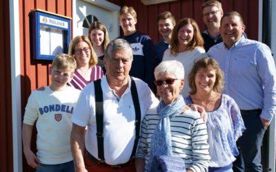 Familjen Isaksson