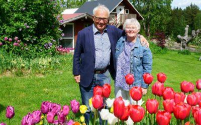 Agneta Kullgard firar