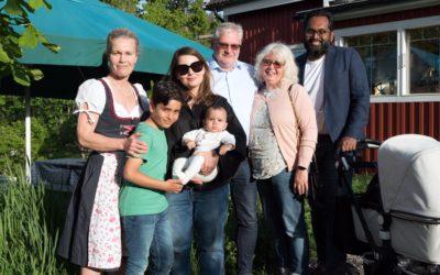 Familjen Magnusson