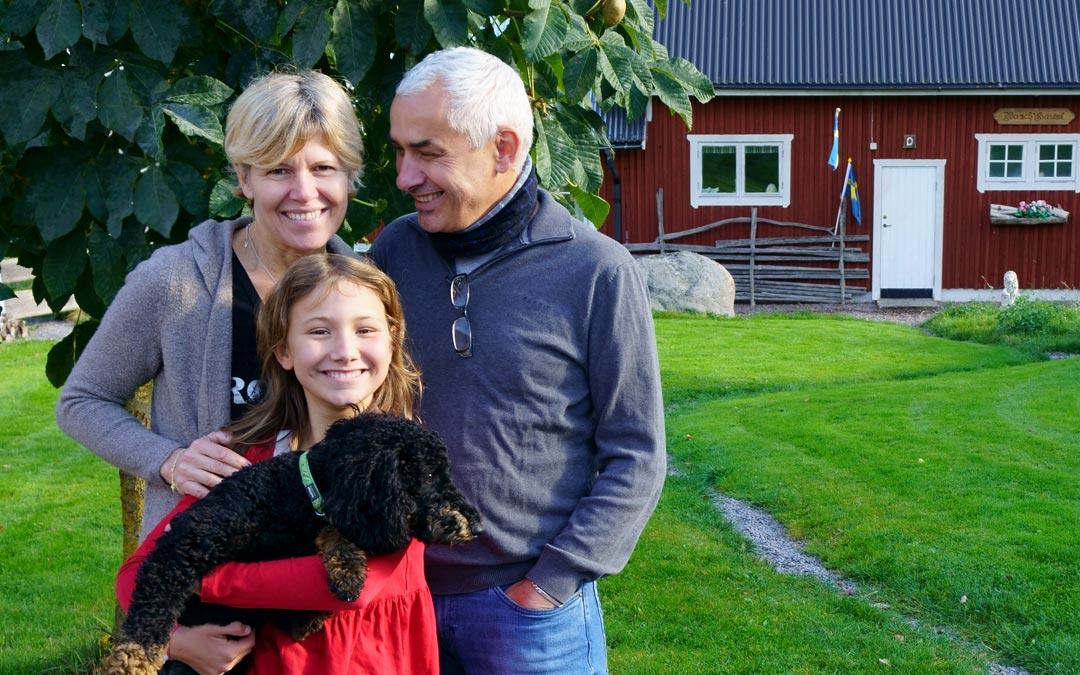 Herbstferien in Schweden