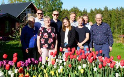 Familjen Mathiasson