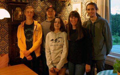 Familie Melanie Lipka
