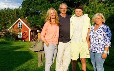 Sommerferien in Schweden