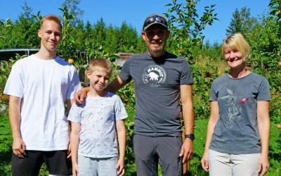 Familienurlaub in Schweden